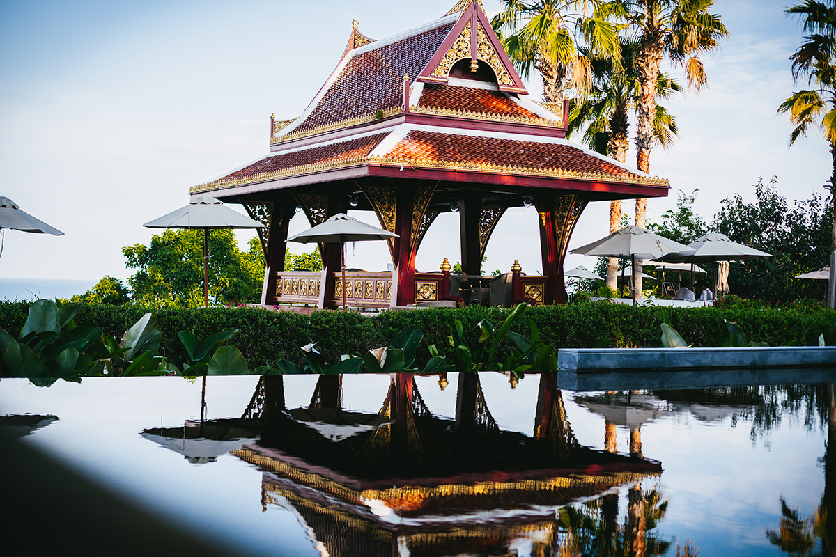 Amatara Wellness Resort in Phuket 2