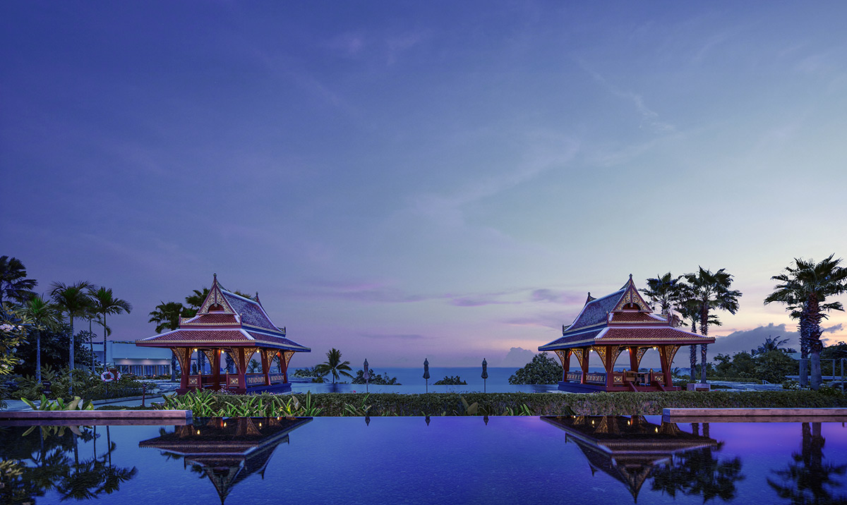 Amatara Wellness Resort in Phuket