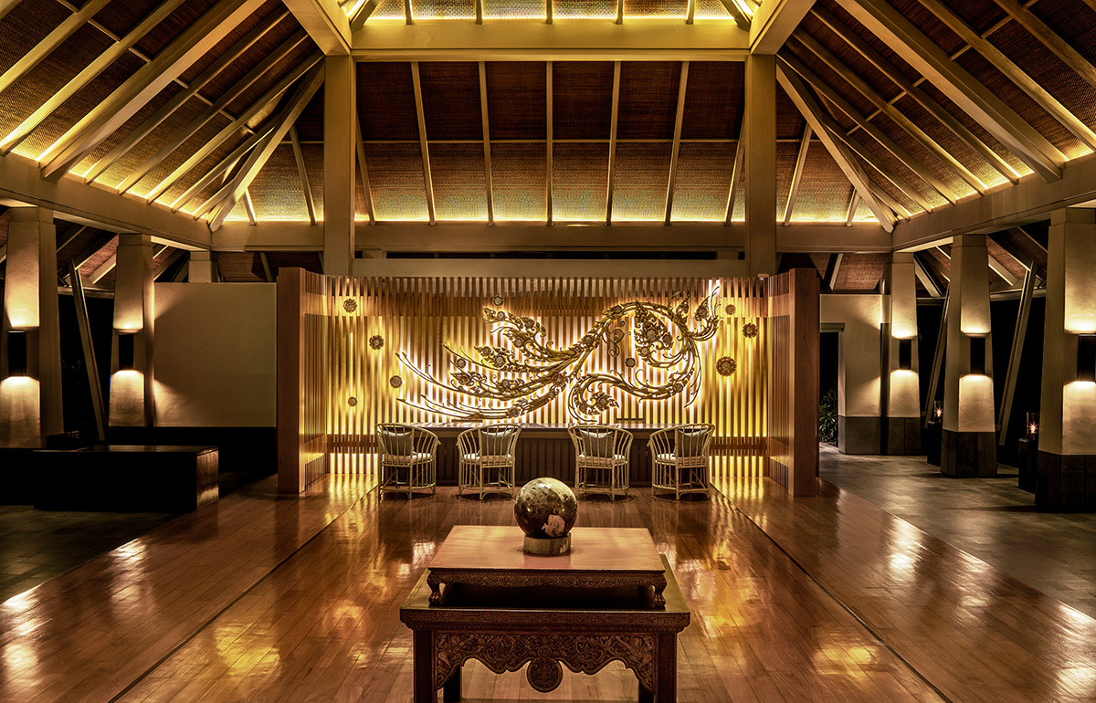Amatara Wellness Resort in Phuket 4