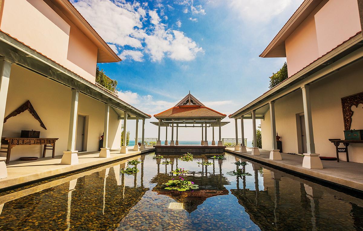 Amatara Wellness Resort – Thai Hamam im Amatara Spa