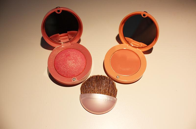 Bourjois – Blush Rose D'or vs. Cream Blush Nude Velvet