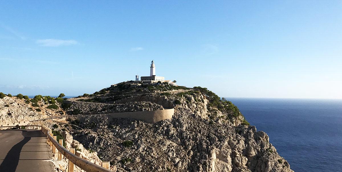 Cap Formentor auf Mallorca