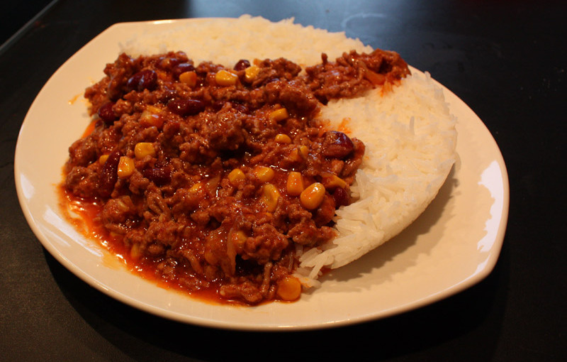 Rezept: Chili con Carne selber kochen