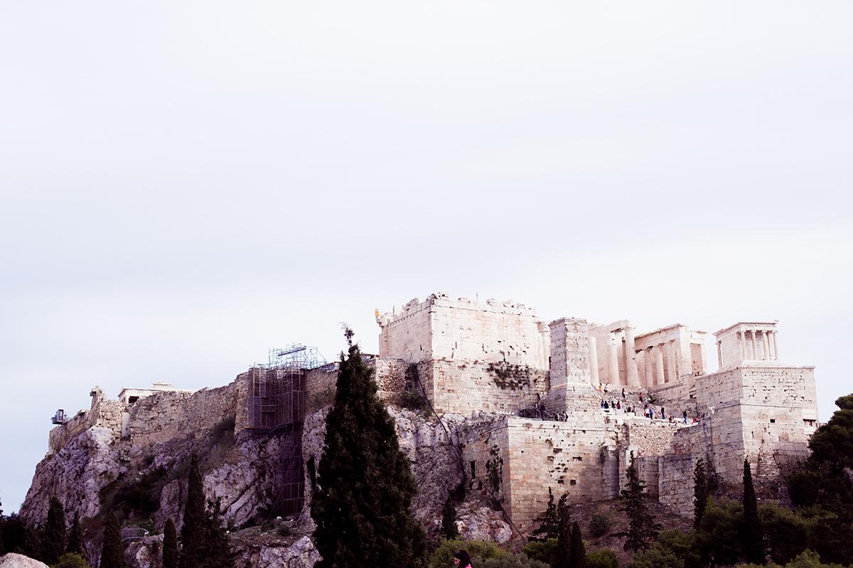 Akropolismuseum in Athen