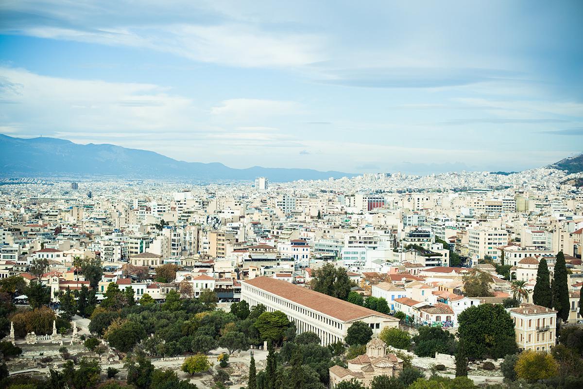 Transfer Flughafen – Innenstadt in Athen