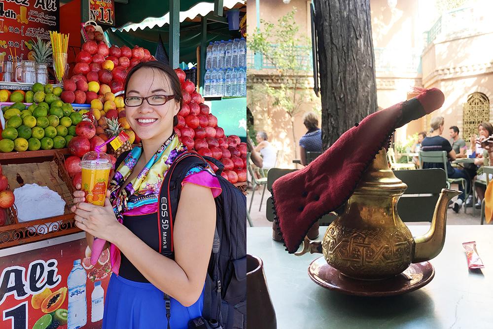 Gesundheit & Vorsorge für Marokkoreise