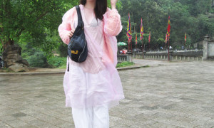Outfits in Vietnam
