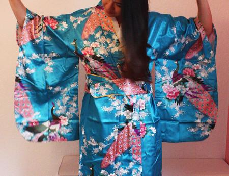 Neuer Kimono – Morgenmantel