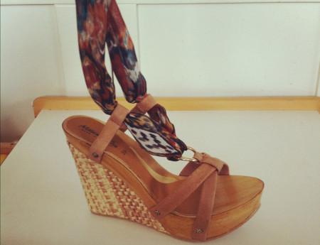 Sommer braucht Sandalen