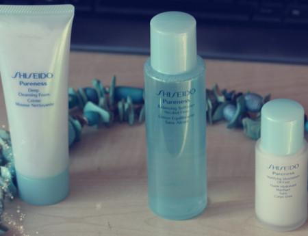 Shiseido Oil Control Skincare