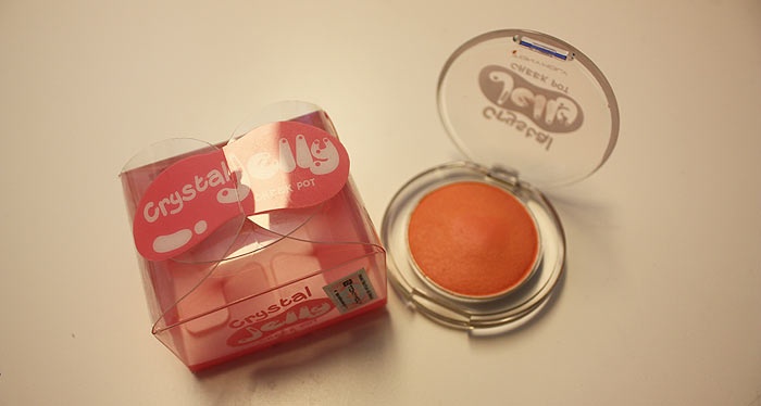 Toly Moly – Crystal Jelly Cheek Pot
