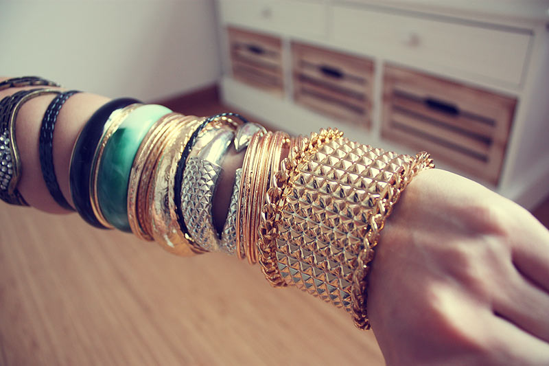 Armcandy oder Armparty