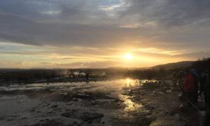 Island – Geysir Strokkur