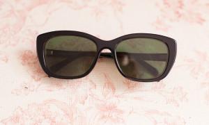Sonnenbrille mit Stärke und ich