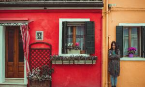 Burano – Lagune von Venedig