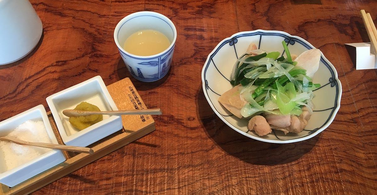 Restaurant: Toriden Mizutaki in Fukuoka