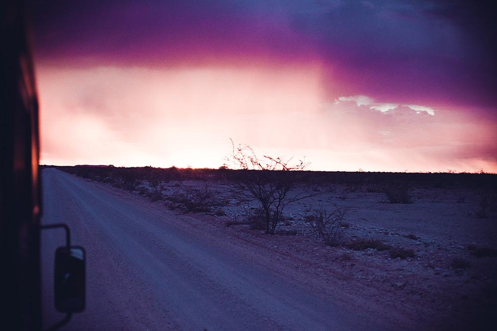 Meine Namibia Reiseroute – Namibia Itinerary