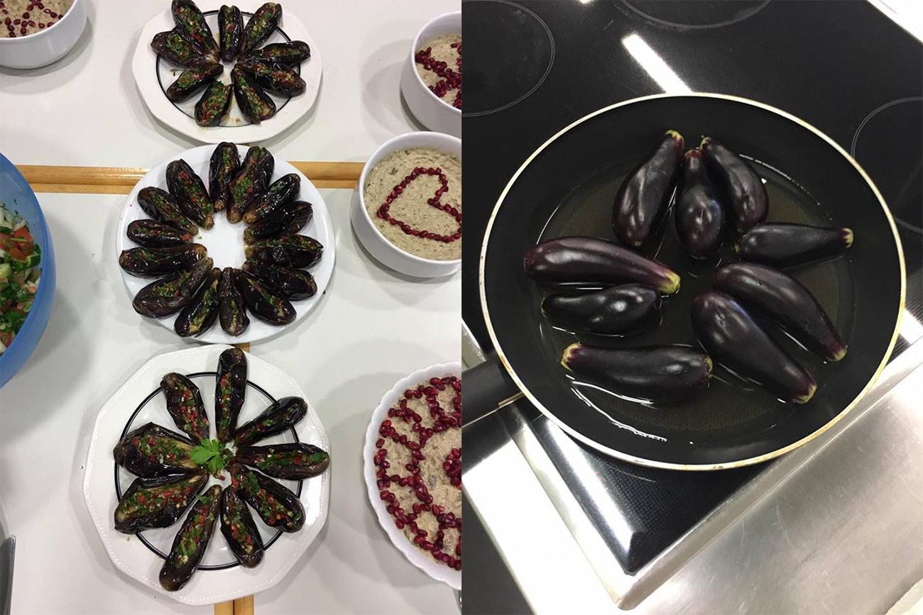 Orientalischer Kochkurs (2)