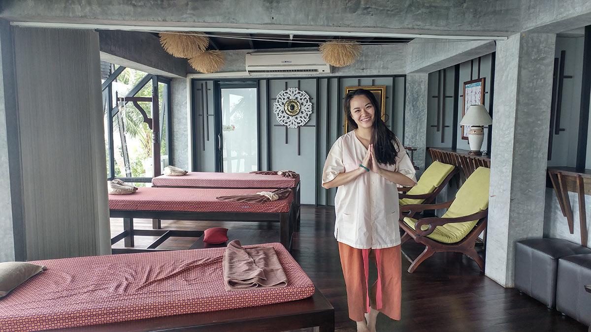 Panviman Resort Koh Phangan – Panviman Spa