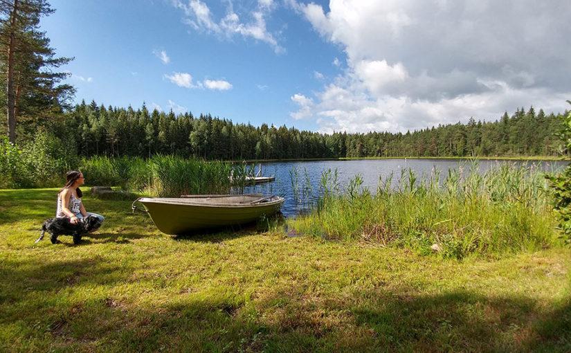 Aktivitäten in der Natur – Råmossa Lodge