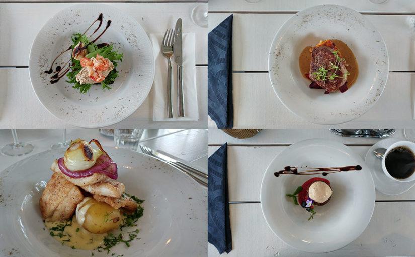 Restaurant: Ravintola Vaakku auf Varissaari Island, Finnland