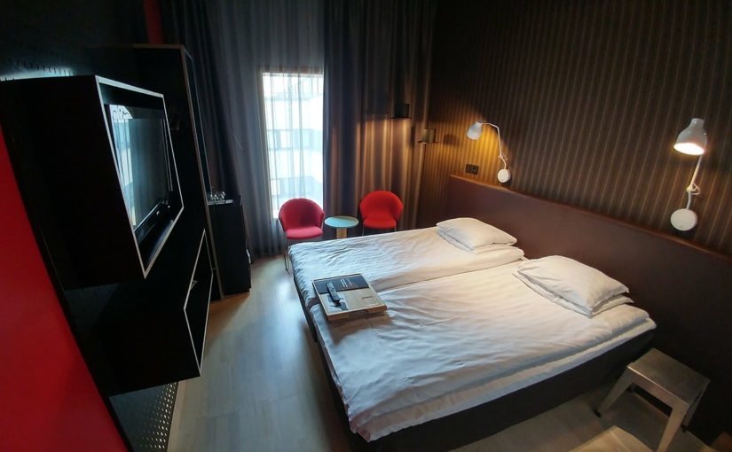 Hotelreview: Scandic Paasi Helsinki, Finnland
