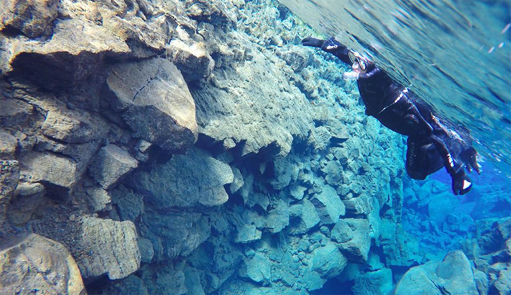 Silfraspalte – Zwischen Kontinentalplatten schnorcheln