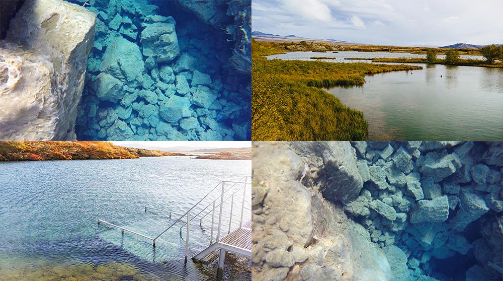 Silfraspalte - Zwischen Kontinentalplatten schnorcheln