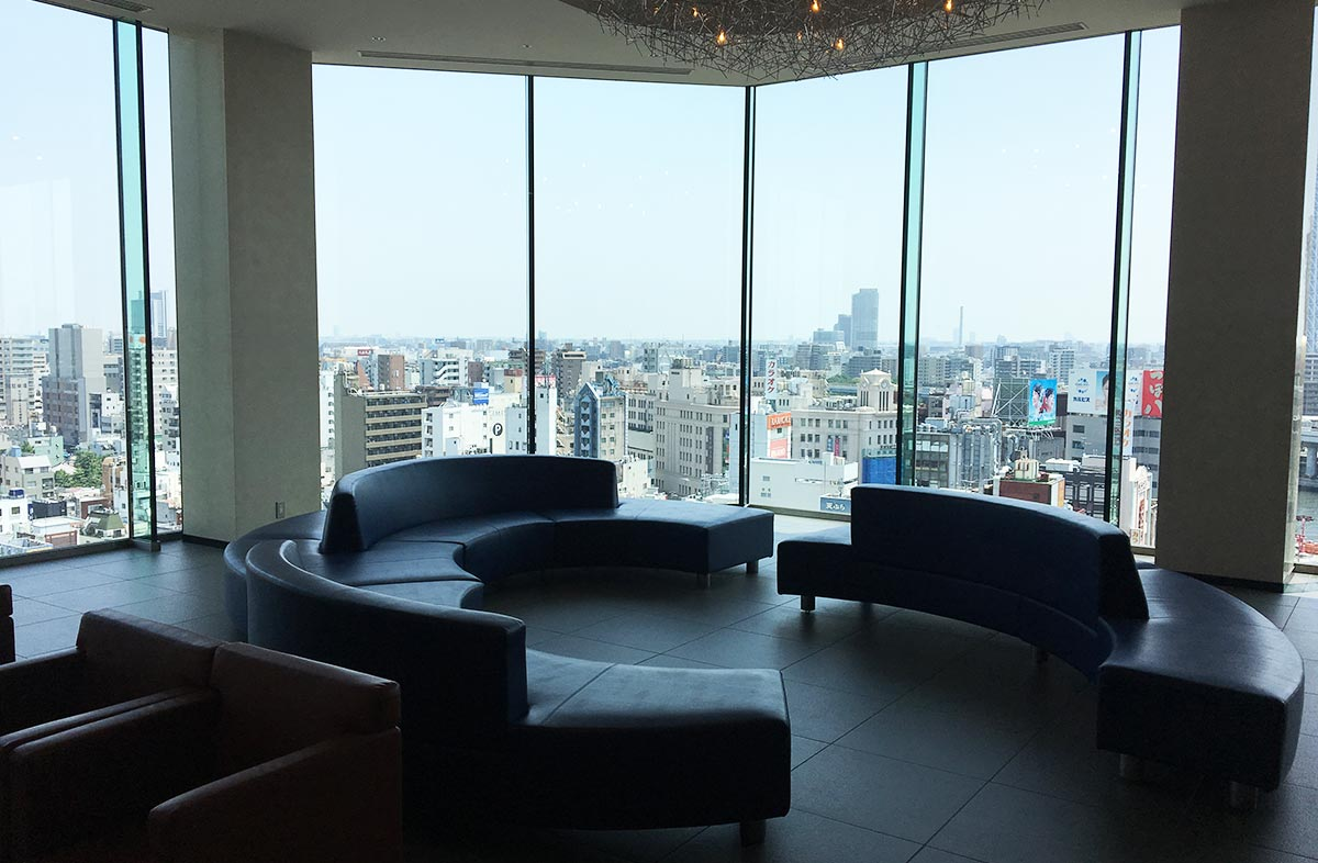 Hotelreview: THE GATE HOTEL Kaminarimon by HULIC