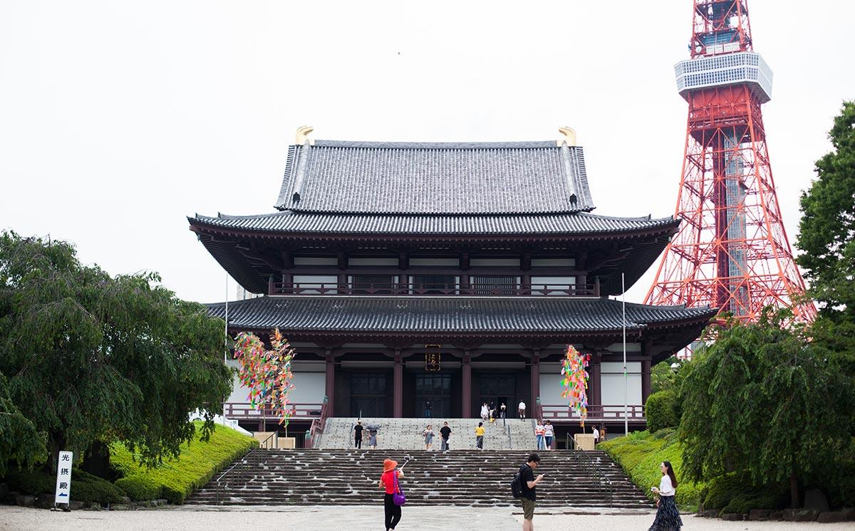 Tokyo Guide – Was man in Tokyo alles so machen kann