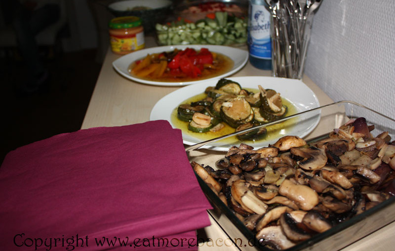 Rezept: Gemüse Antipasti selber machen