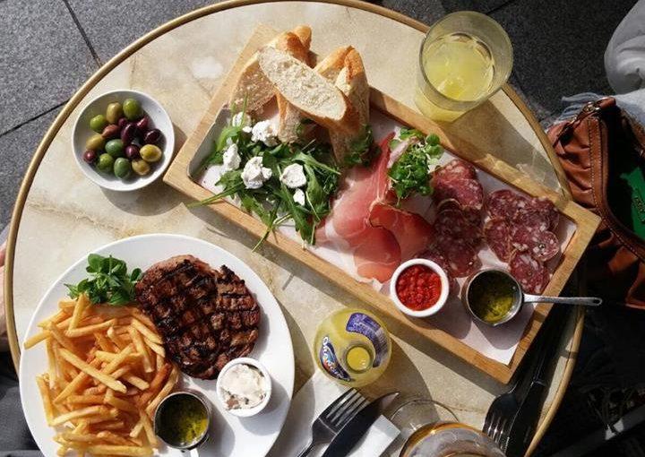 Unser Food-Tagebuch aus London
