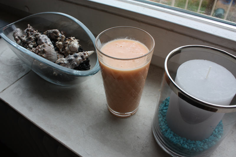 cantaloupe shake