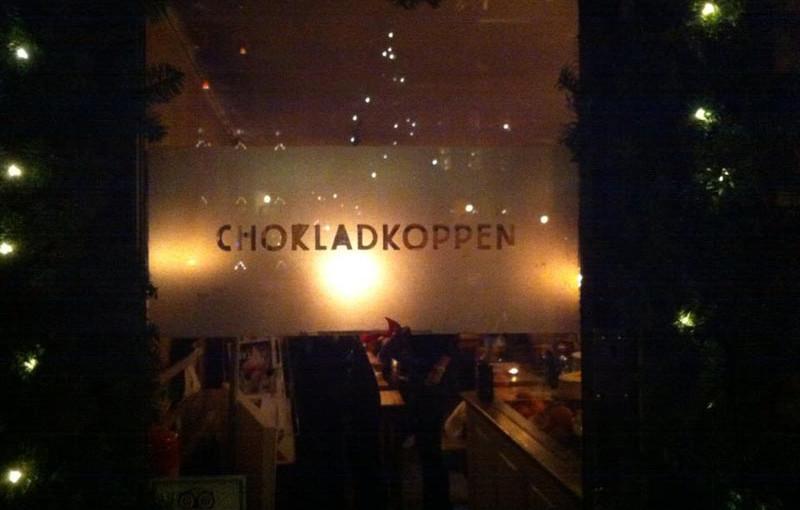 Restaurant: Chokladkoppen in Stockholm
