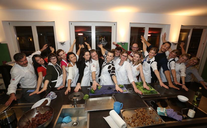 Ein Abend Mallorca mit der Condor Cooking Class in der Genussakademie Frankfurt