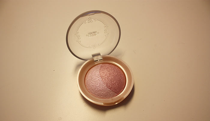 etudehousepeachblush2 Etude House   Peach Beam Blusher
