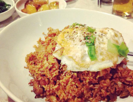 Restaurant: Hankook – Koreanisch Essen in Frankfurt