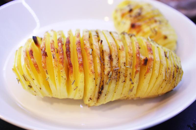 hasselback kartoffeln 2