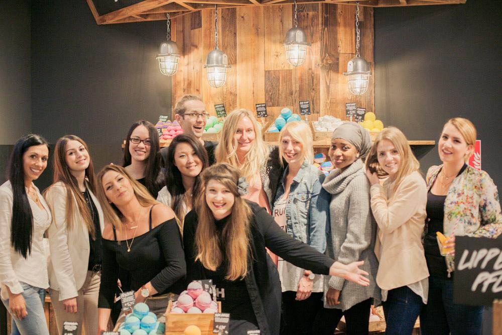 lush store opening frankfurt (1)