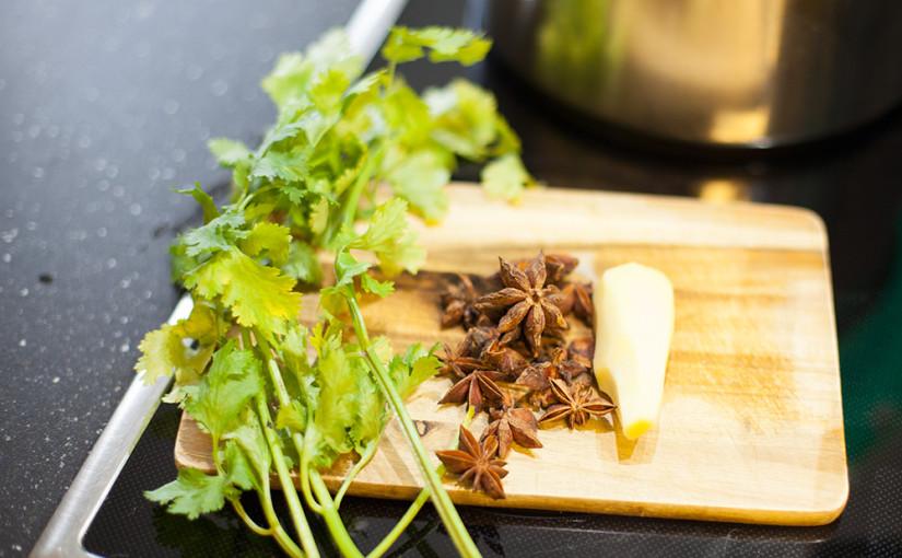 Kochen für 12 Personen: Ein Ausschnitt der vietnamesische Küche