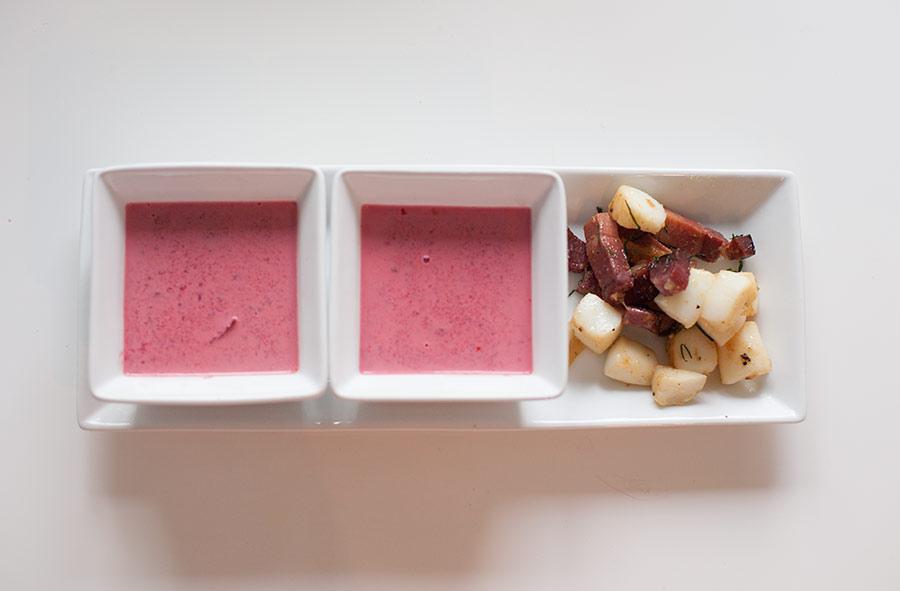 rote beete suppe mit tintenfisch (3)