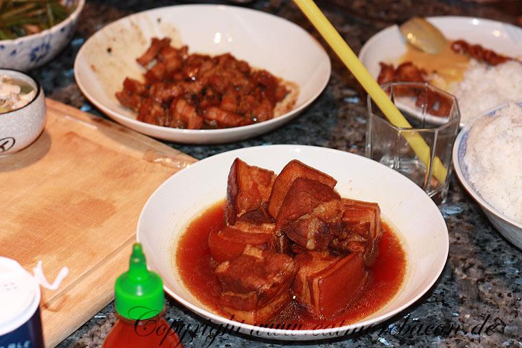 Rezept: Thit Kho Tao – Vietnamesischer geschmorter Schweinebauch selber machen