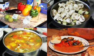 Mein allererster FAST veganer Kochversuch & Ask me?